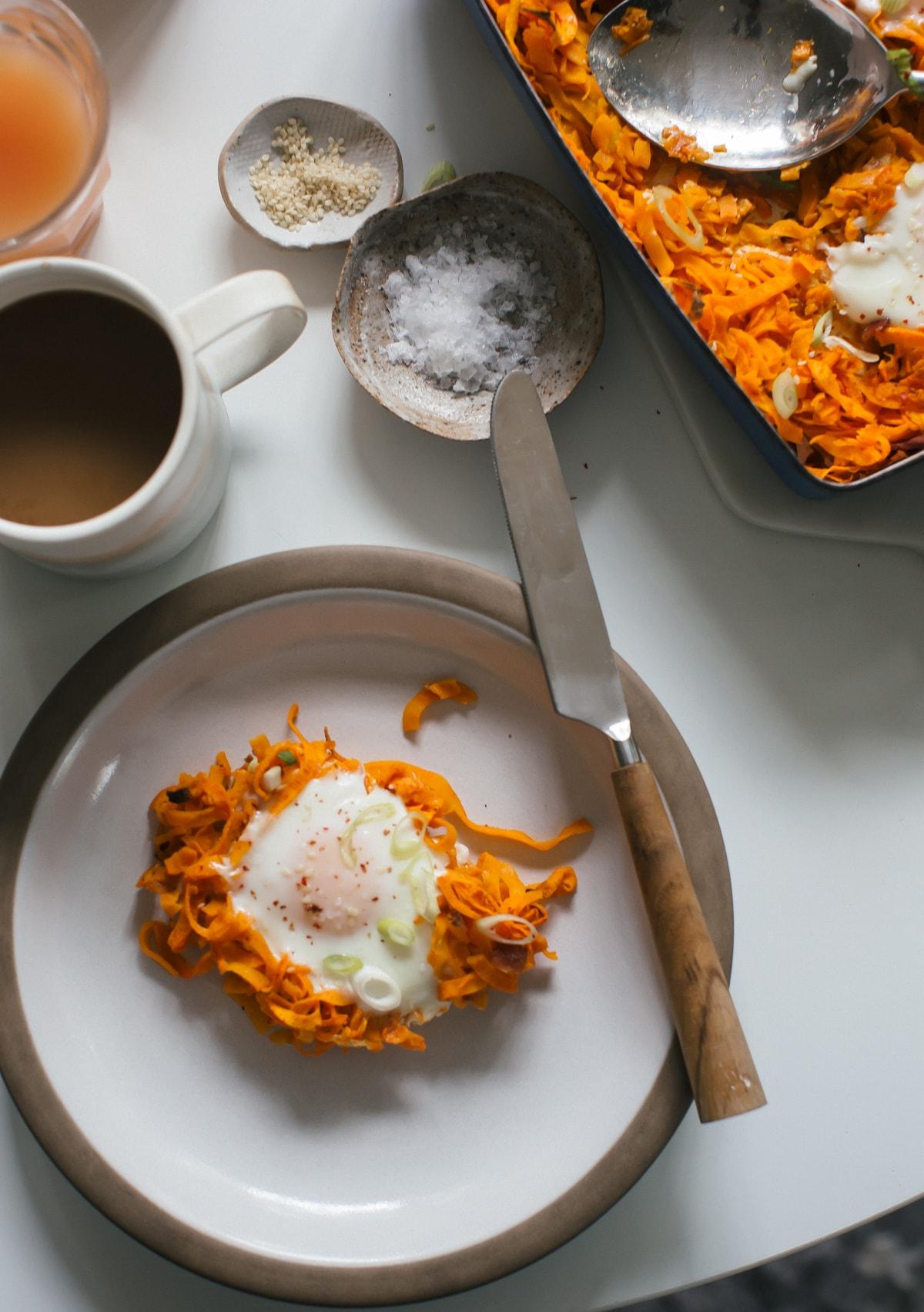 Orange Flannel Hash