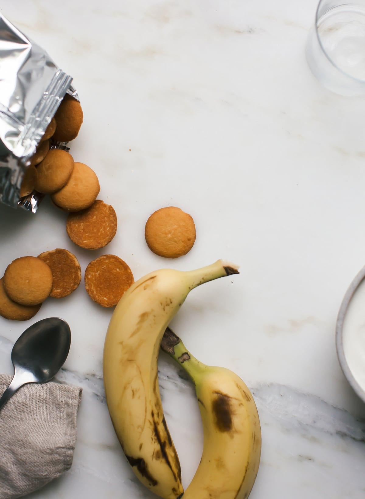 Kefir Banana Pudding