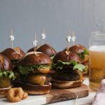 Bacon Western Cheeseburger Sliders