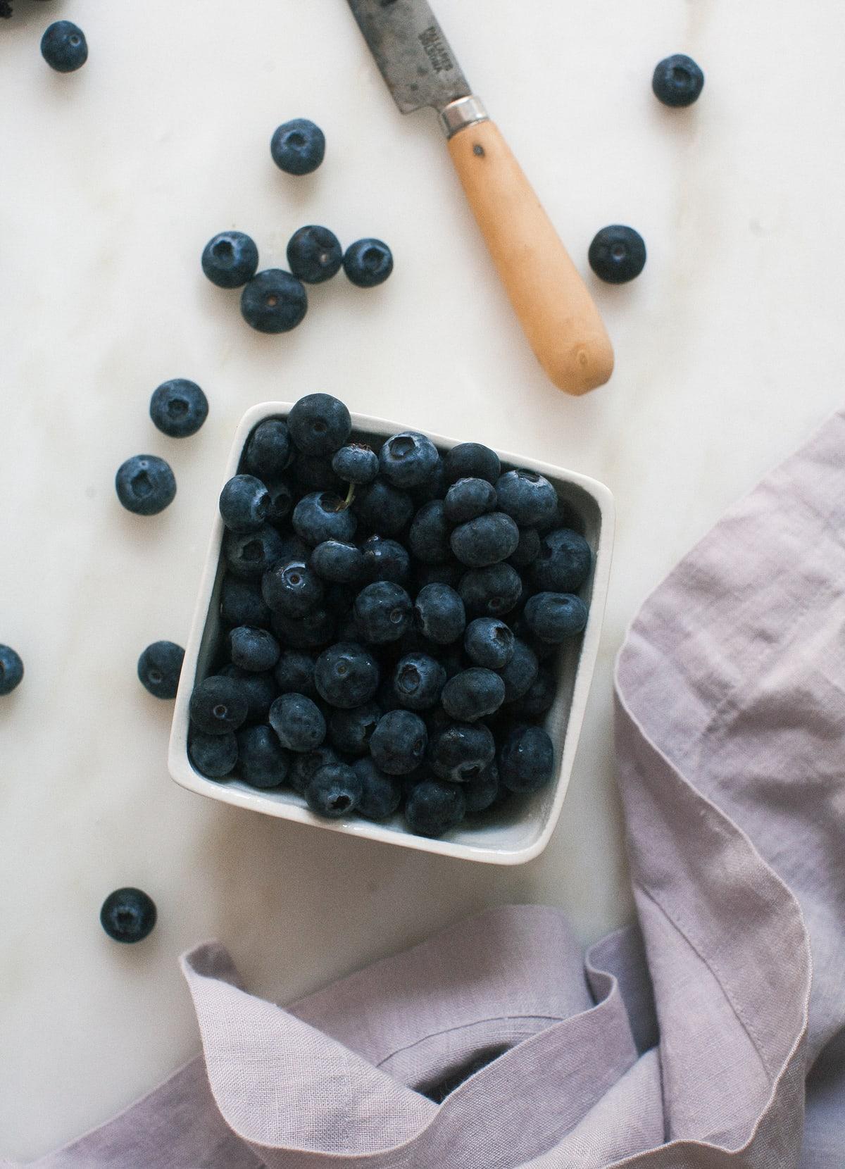 Blueberry-Blackberry Turnovers