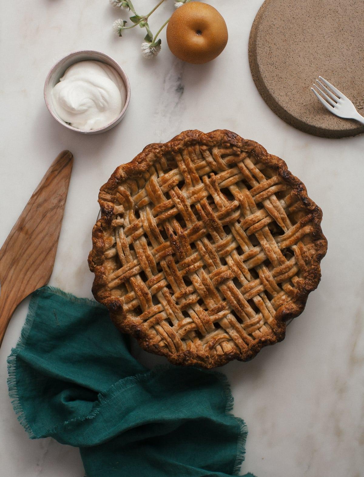 Asian Apple Pie 61