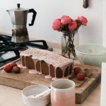 Strawberry Rye Loaf with Buckwheat Groats