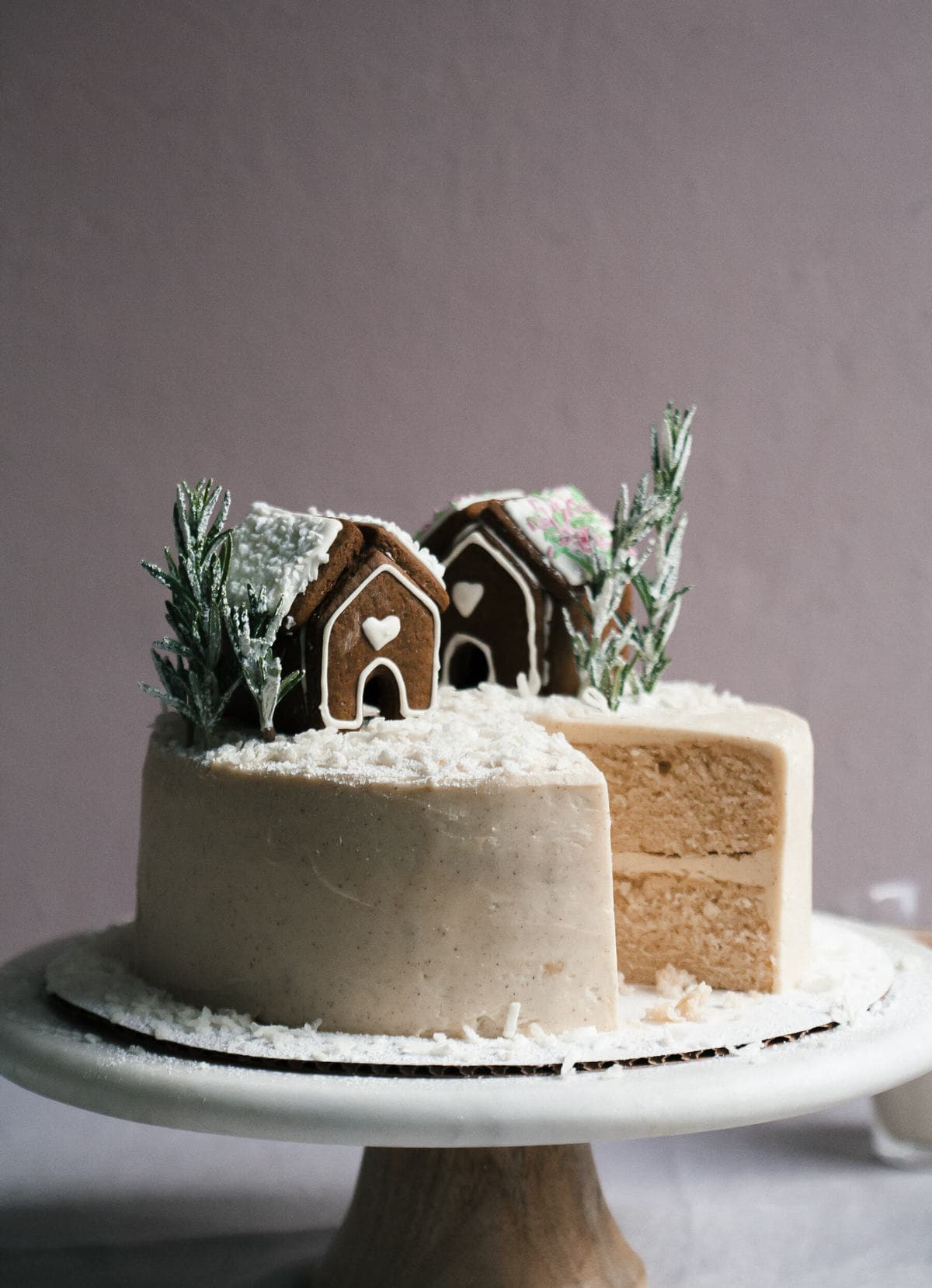 Horchata Cake A Cozy Kitchen