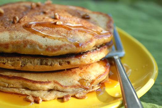 Gingerbread Pancakes – A Cozy Kitchen