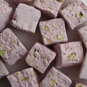 strawberry-pistachio-nougat