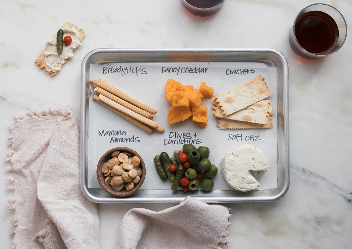 How to Build a Cheese Plate for Two & How to Build a Cheese Plate for Two u2013 A Cozy Kitchen