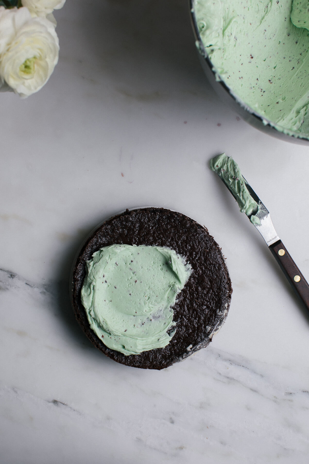 I Think My Love Of Mint Chocolate Chip Had To Do With The Fake Green Color That Was So Prettyor Maybe It Shards Vs Chips