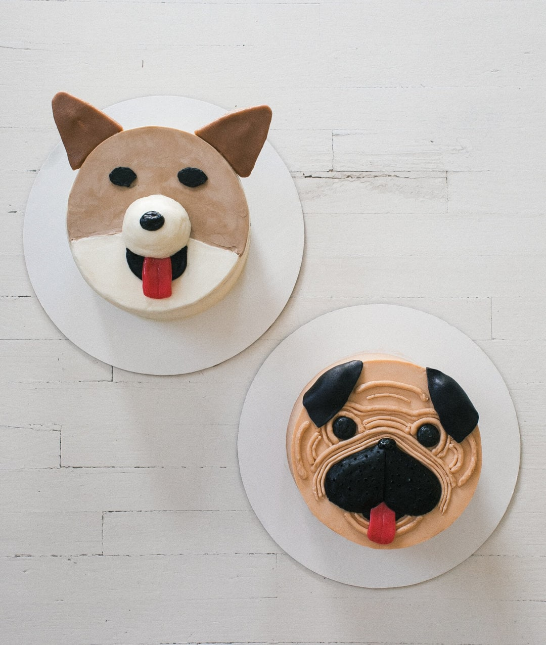 Phenomenal How To Make A Corgi Cake And A Pug Cake Too A Cozy Kitchen Funny Birthday Cards Online Bapapcheapnameinfo