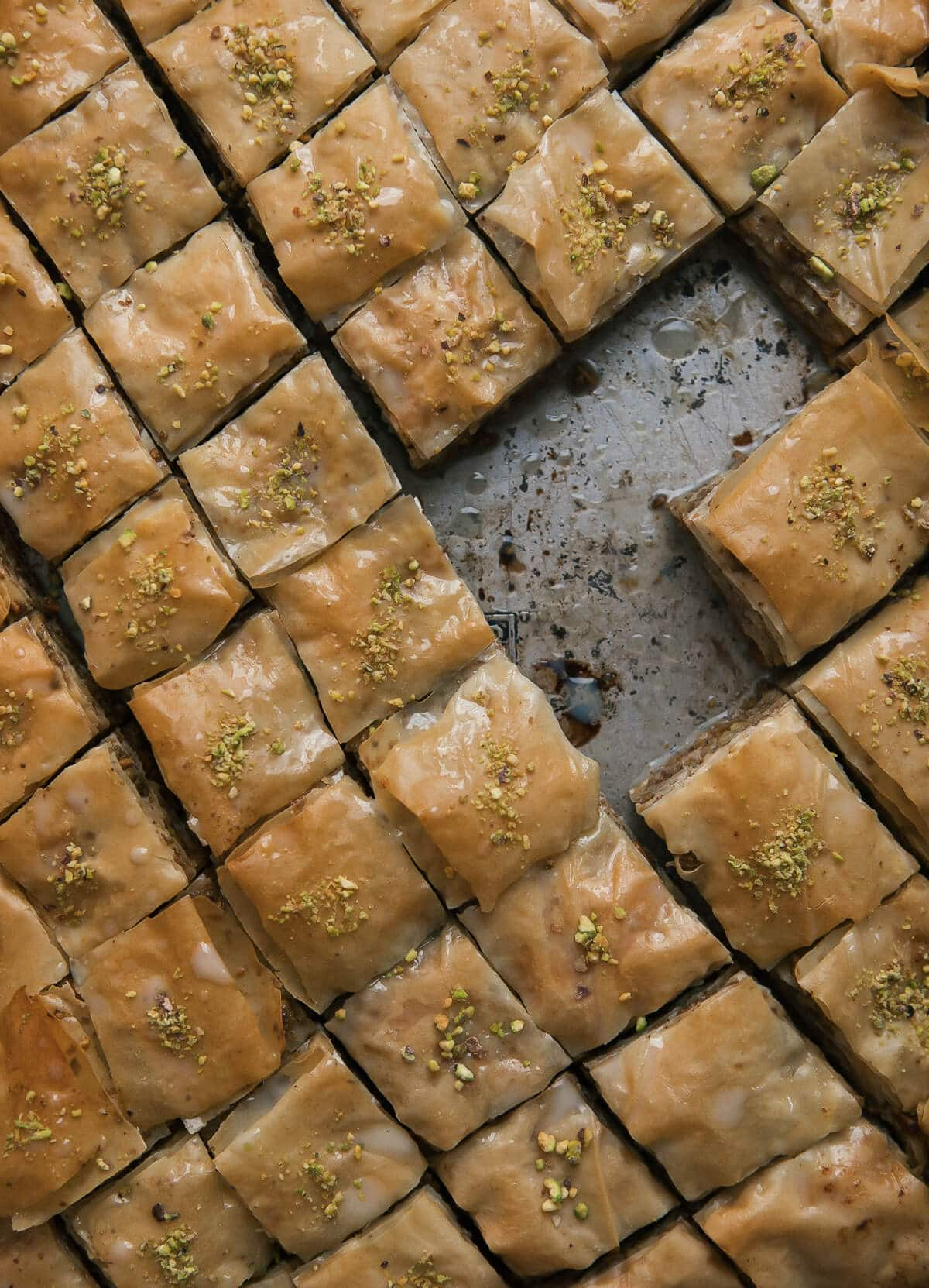 Milk and Honey Baklava