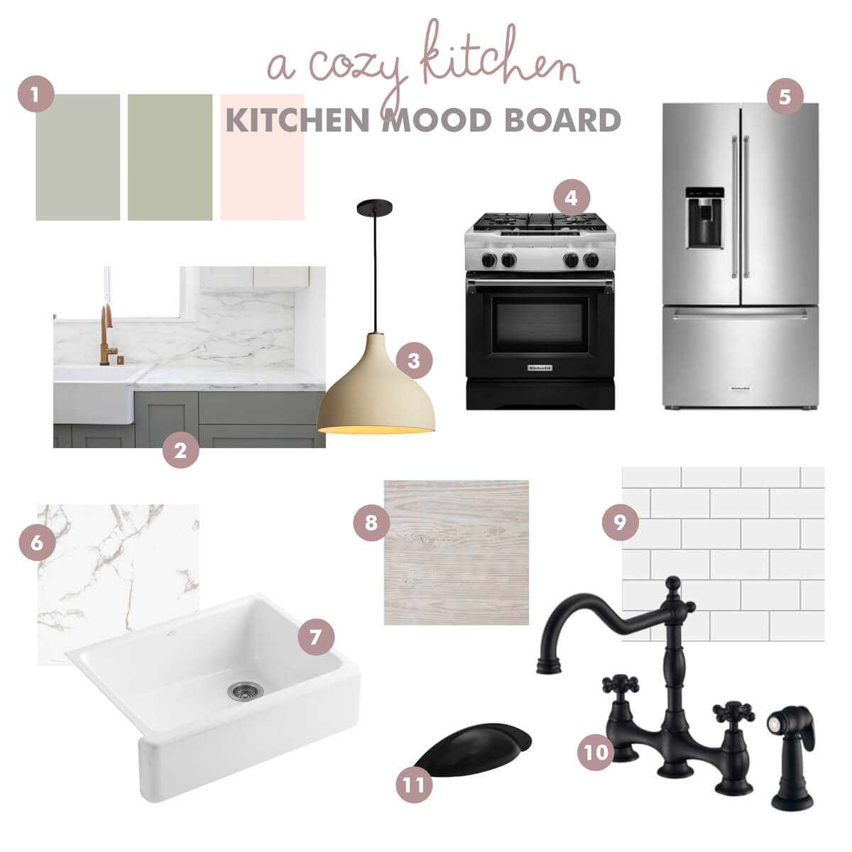 A Cozy Kitchen Renovation Part 1