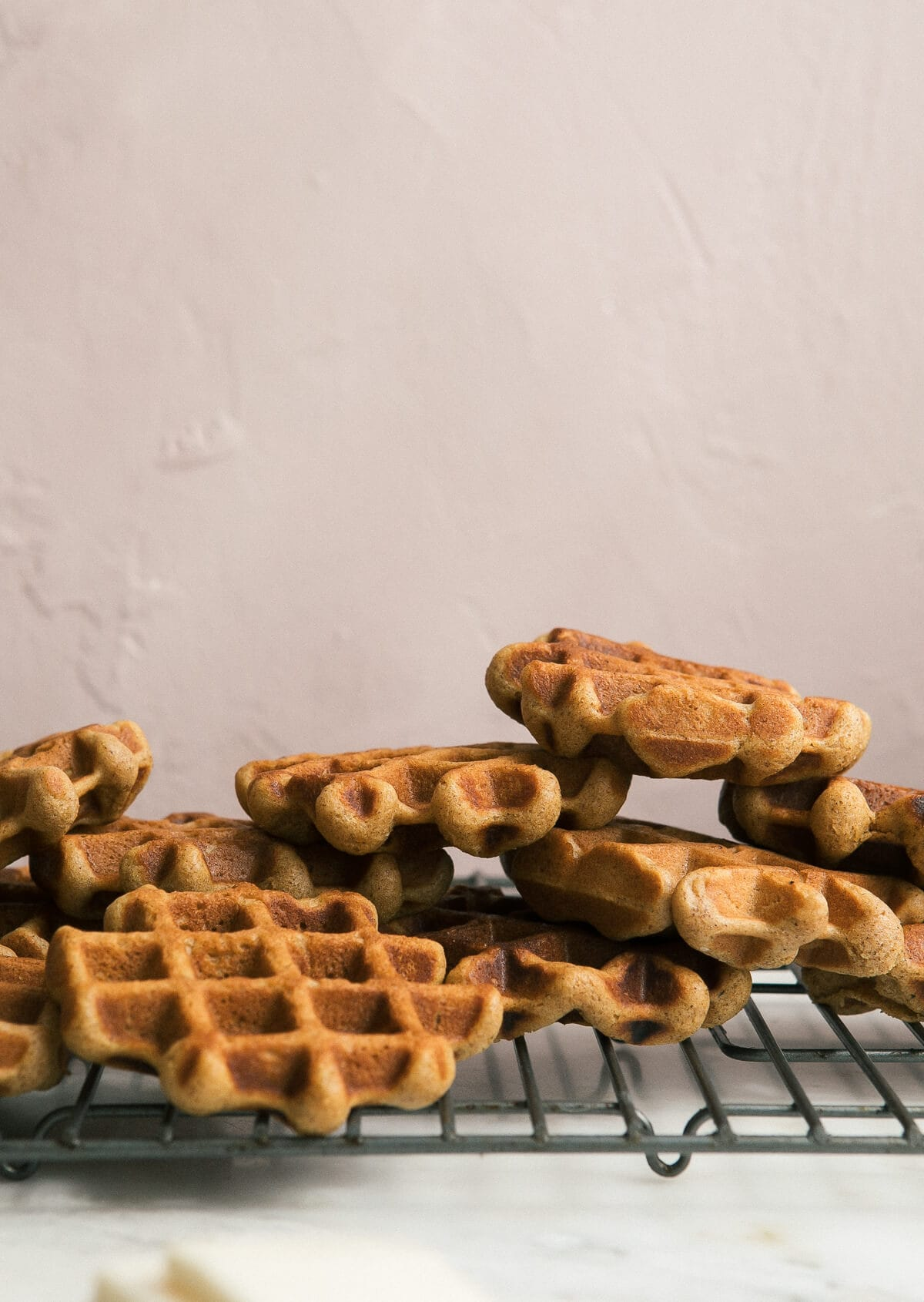 how to make crispy waffles