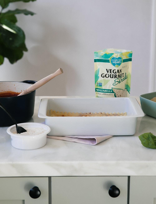 Vegan Lasagna – A Cozy Kitchen