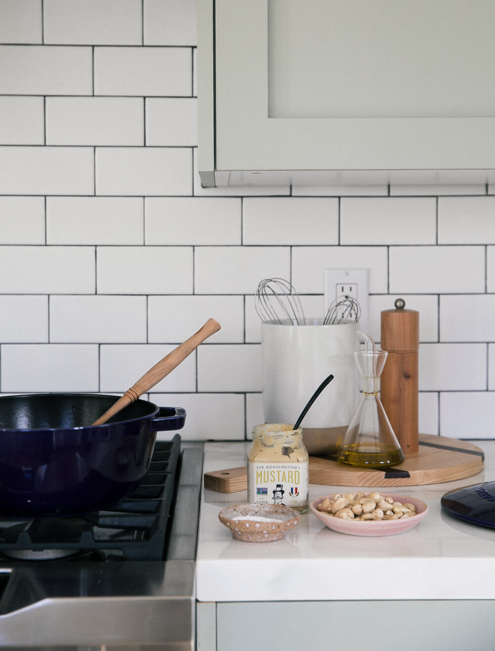 Creamy Vegan Kale and Mushroom Macaroni and Cheese – A Cozy Kitchen