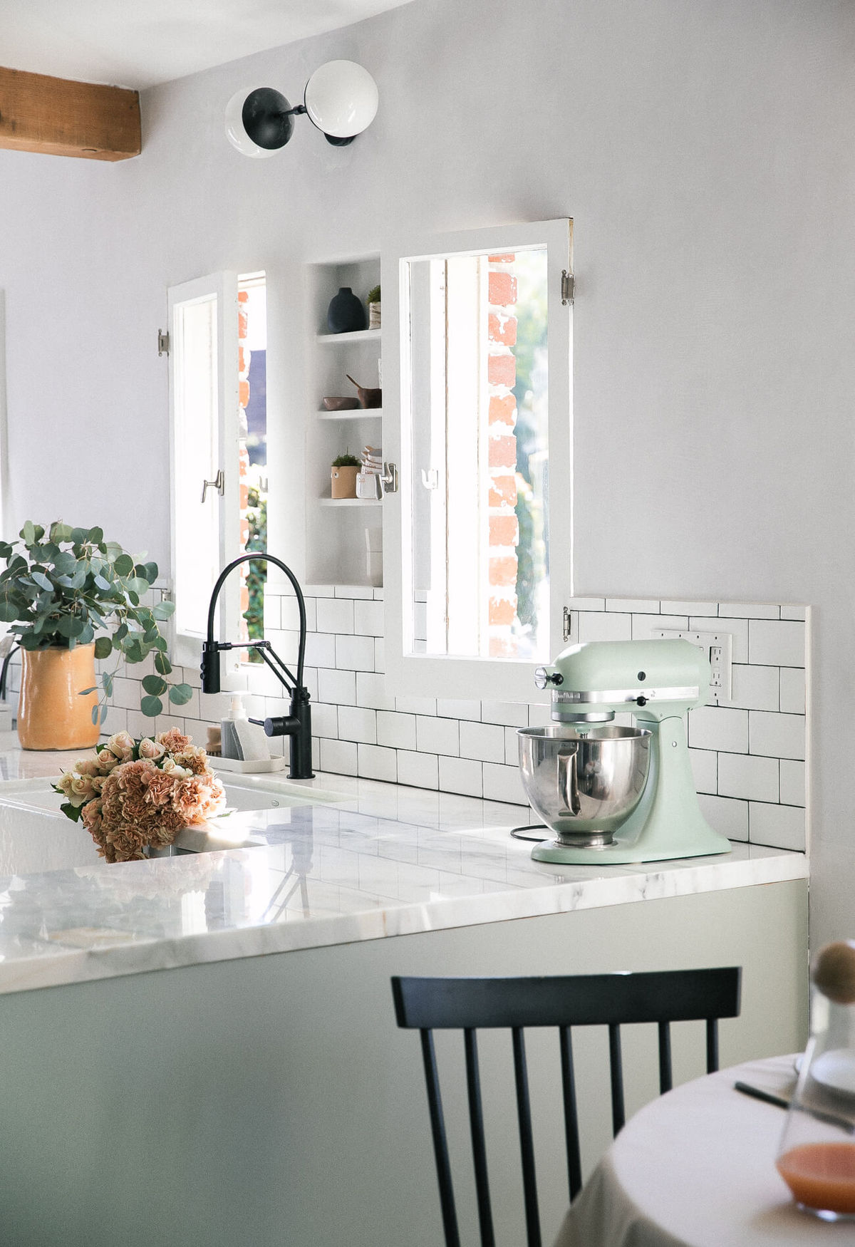 When i first started looking at kitchens the ones that stood out to me the most the kitchens i kept pinning and repining were all from devol kitchens