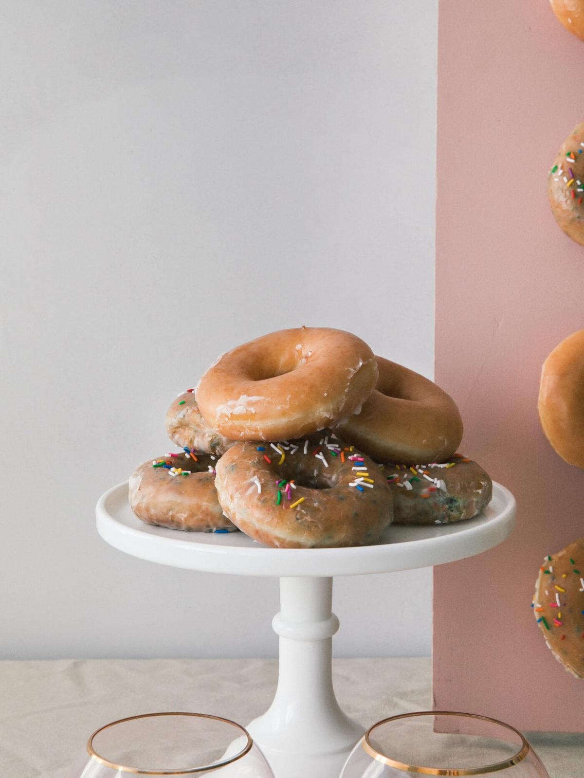 How to Make a Doughnut Wall