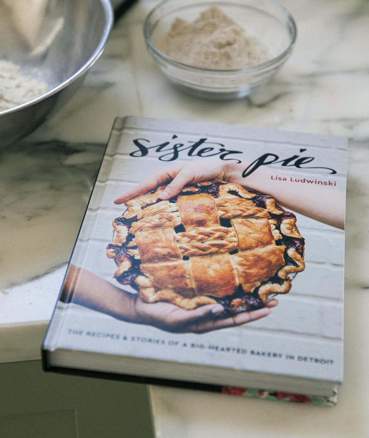 Sister Pie Cookbook