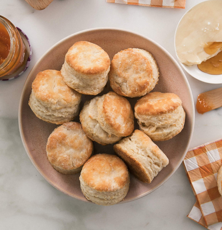 Flaky Buttermilk Biscuits A Cozy Kitchen