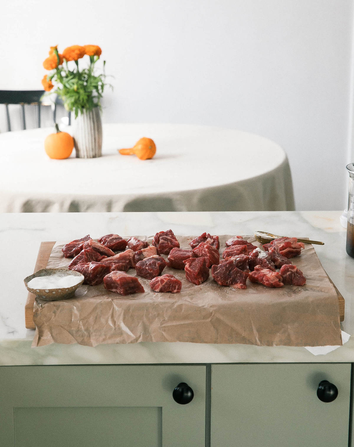 Cozy Beef Autumnal Stew