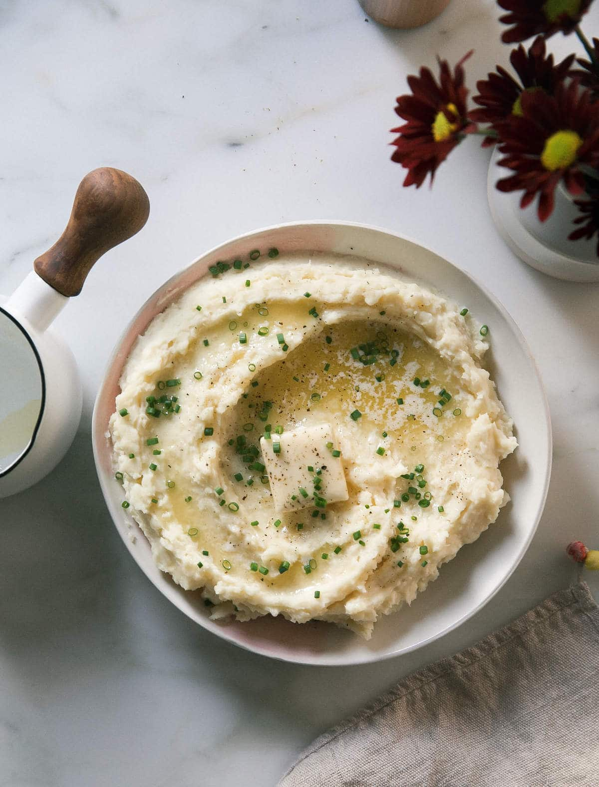 Instant Pot Creamy Mashed Potatoes