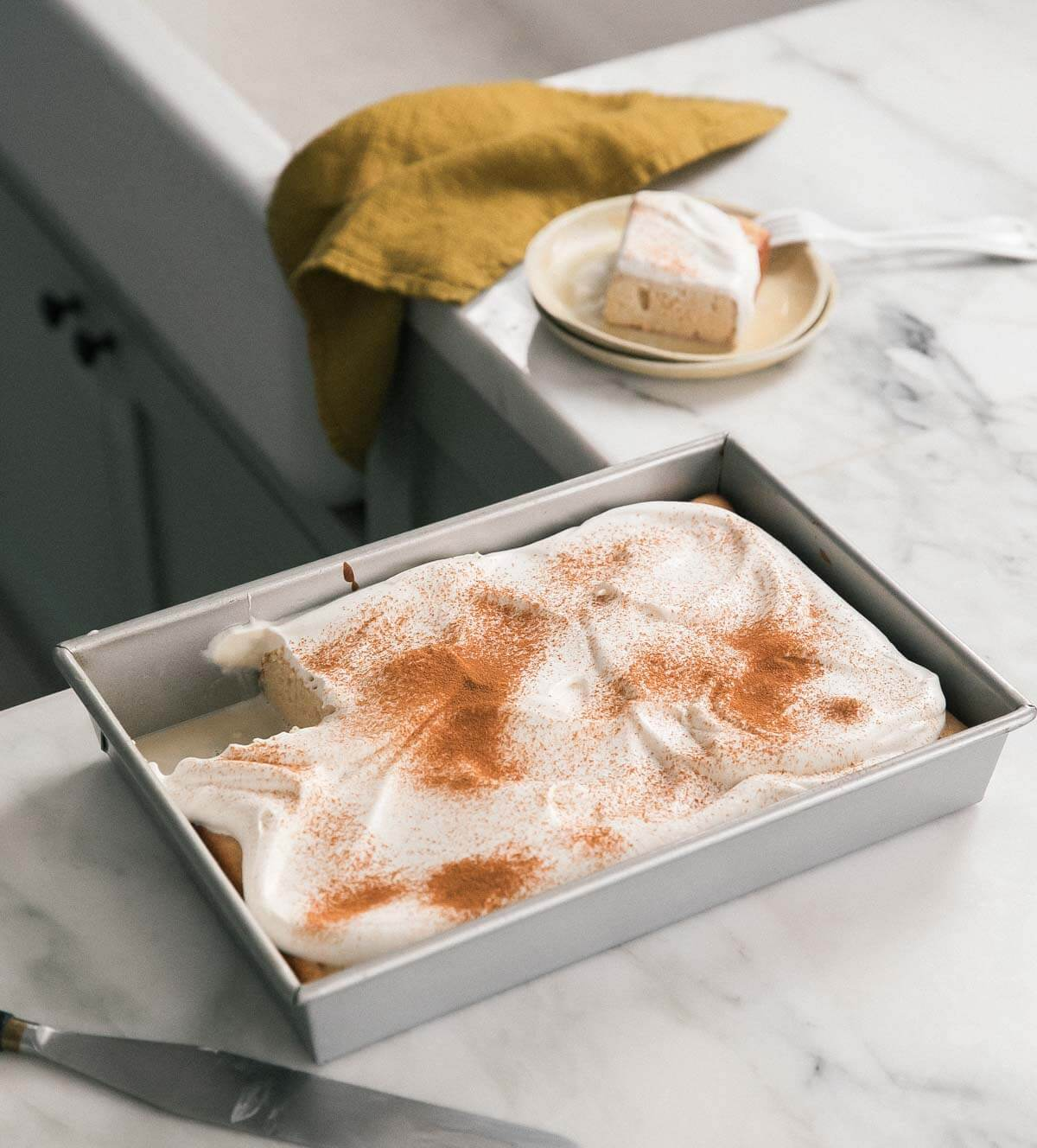 Strange Best And Easiest Tres Leches Cake Recipe A Cozy Kitchen Funny Birthday Cards Online Kookostrdamsfinfo