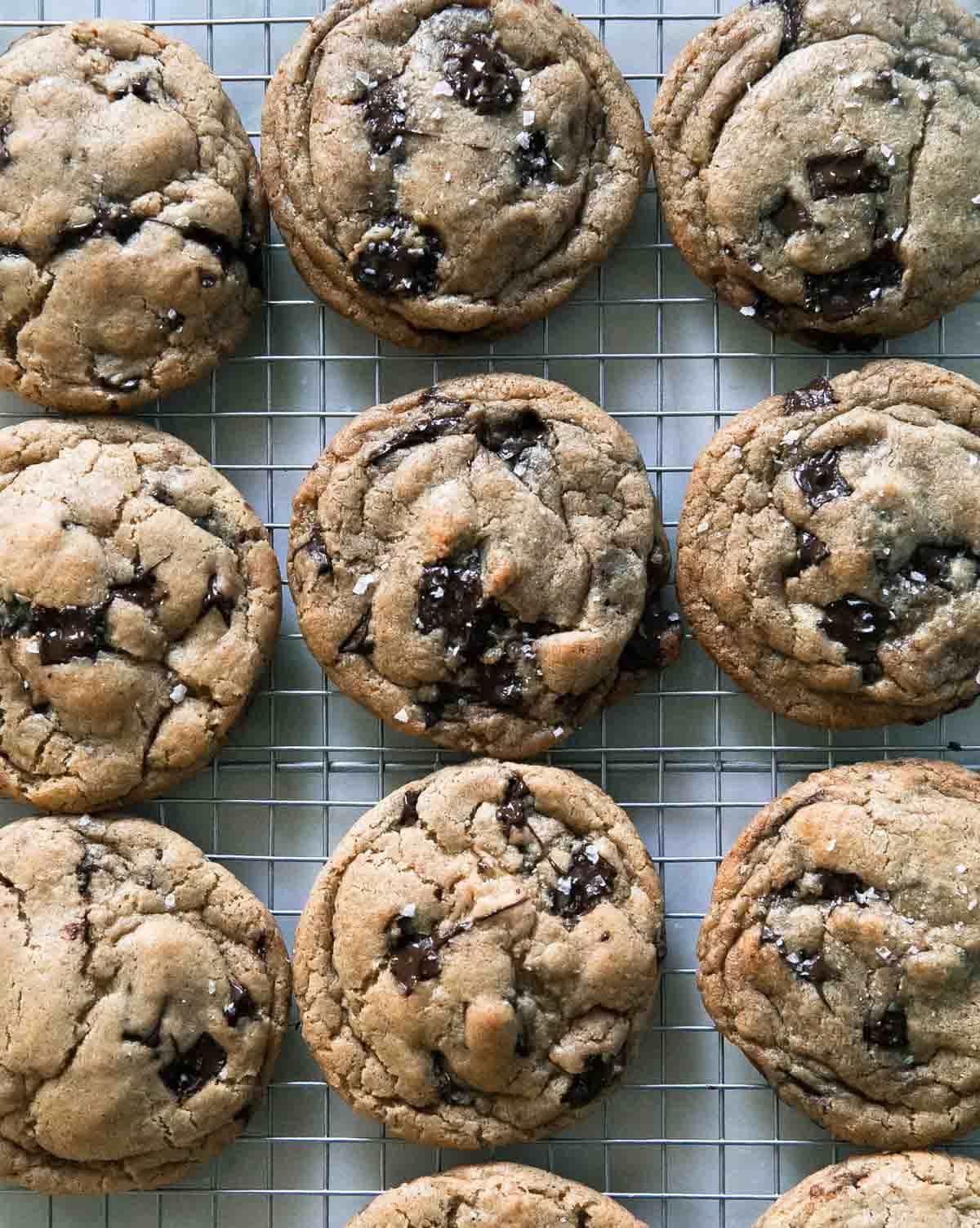 20 Best Vegan Chocolate Chip Cookies