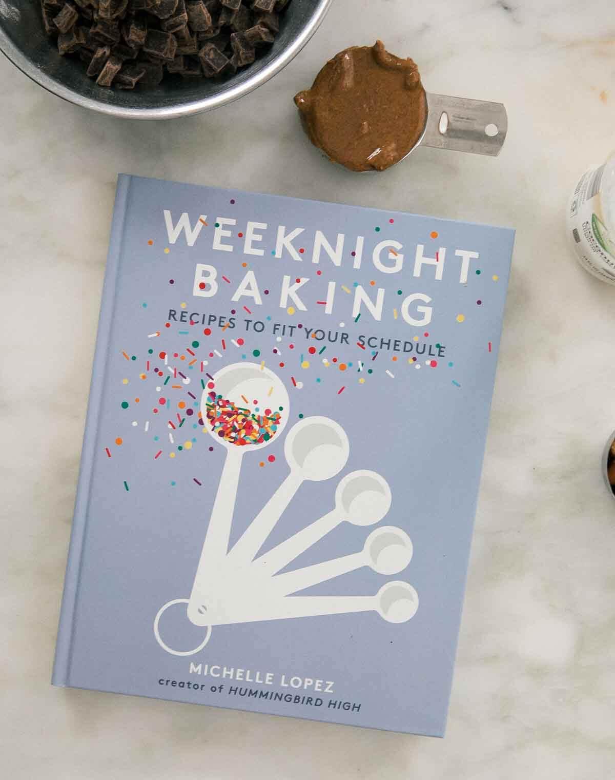 weeknight baking cookbook