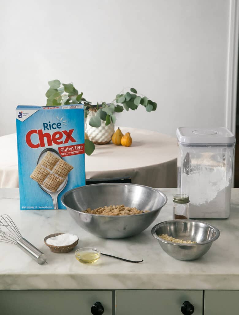 Chex Cereal Ingredients